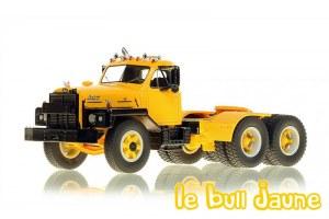 MACK B81 jaune