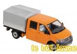 VW T5 bâché orange