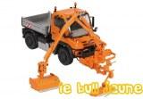 UNIMOG U 400 équipement débroussailleuse
