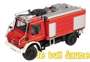 UNIMOG U 5000 Pompiers