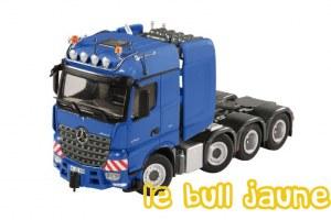 MB AROCS SLT bleu