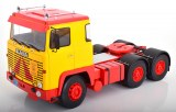 SCANIA LBT 141 jaune/rouge 1/18°