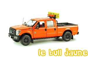 FORD F250 pick up double cabine