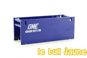 Blindage de tranchée GME bleu