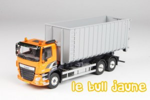 DAF CF 6x4 container