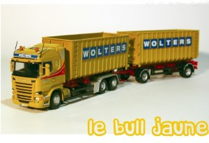 SCANIA R Streamline Highline WOLTERS