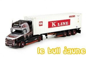 SCANIA T Transport Regis