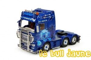 MAN TGX XXL DOBNER Transporte