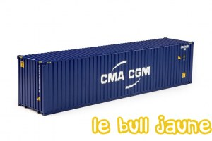 "CONTAINER 40"" CMA CGM"