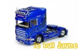 SCANIA 164 Blue Shark