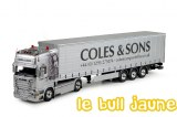 SCANIA R Coles & Sons