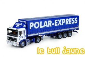 VOLVO F12 Polar Express