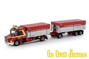 SCANIA T143 Jaco Van t'Kruis