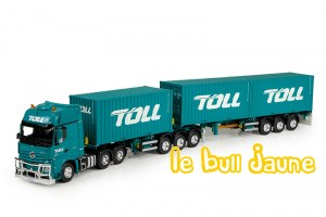 MB Actros Road Train Toll