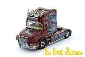 SCANIA T Barry Proctor