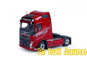 VOLVO 25 ans FH rouge