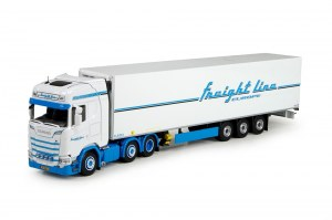SCANIA S Freightline