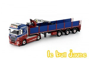 SCANIA R NGR Peter Wouters