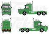 SCANIA T143 Rüssel truckshow 2020