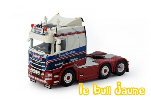 SCANIA R NG Peter Wouters