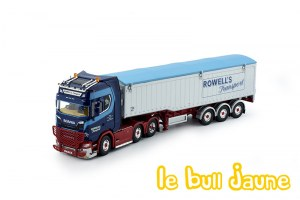 SCANIA S Rowell's Transport