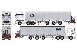DAF XF BVB