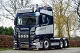 SCANIA R650 M. Van Den Berg