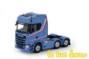 SCANIA S bleu