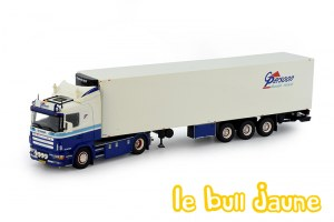 SCANIA 144 G Persoon