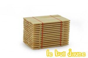 Pile de planches