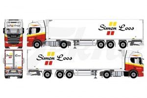 SCANIA R Simon Loos