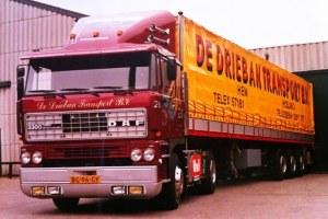 DAF 3300 Drieban