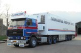 SCANIA 143 MJ Interfreight