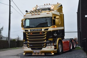 SCANIA R520 Peter Wouters