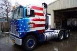MACK F700 Bulldog Trucking