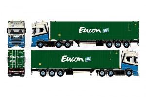 SCANIA S Bas Logistics Dijkstra
