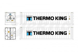 """Container 40"""" Thermo King"""