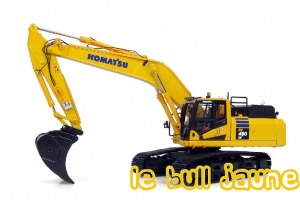 KOMATSU PC490LC-10