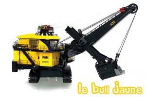 P&H 4100XPC leds