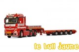 MB ACTROS Skaks Specialtransport