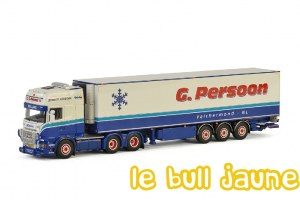 SCANIA R G. Persoon