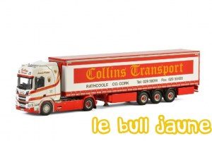 SCANIA S Collins Transport