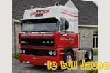 DAF 3600 Schers Transporten