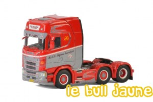 SCANIA S RST Rijvers
