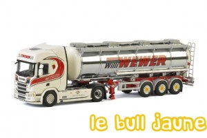 SCANIA R Willi Wewer