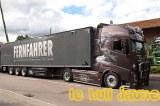 VOLVO FH04 LF Transporte / Fernfahrer