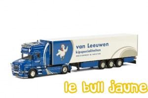 SCANIA T Van Leeuwen