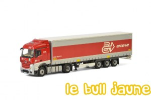 MB Actros ARCESE
