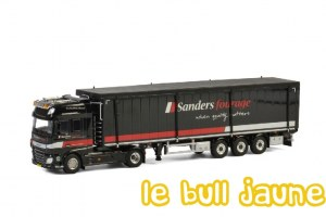DAF XF Sanders Fourage