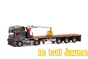 SCANIA R Transports LAMPE